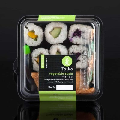 Waitrose Taiko Vegetable Sushi