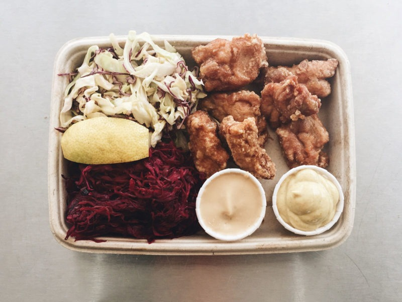 Chicken Katsu Bites - Man Taiko Food Truck