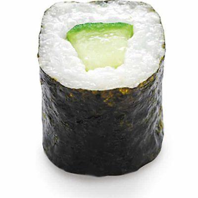 Kappa Maki - Vegetarian Sushi - Taiko Foods