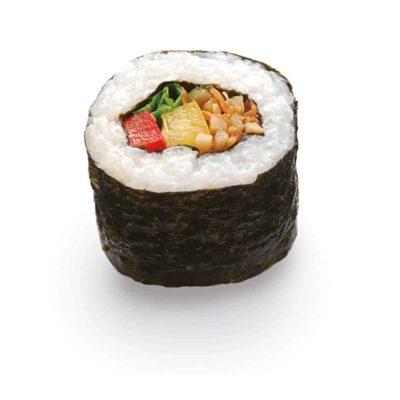 Futo Maki - Vegetarian Sushi - Taiko Foods