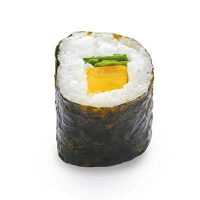 Hoso Maki - Vegetarian Sushi - Taiko Foods