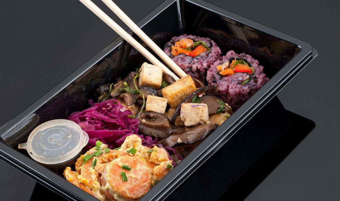 Waitrose Taiko Sushi & Tofu Bento