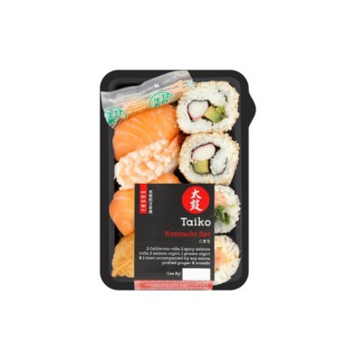 Taiko Komachi set - Waitrose Sushi